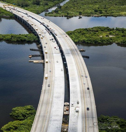 I-75 Calooseahatchee Bridge